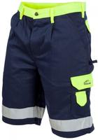 Westpeak Hi Vis Polyester/Cotton Cargo Shorts 290gsm