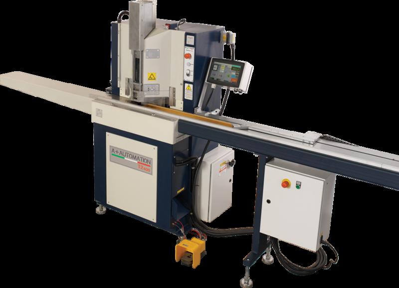 A+Automation T2400 Double Mitre Saw