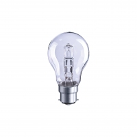 Solus (75W = 57W) BC Clear A55 Halogen E/Save