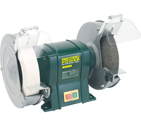 "Record RSBG8 8"" Bench Grinder with 40mm Whitestone - 550w 2/3hp motor"