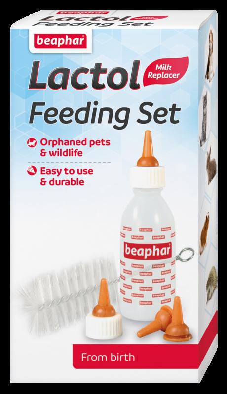 Beaphar Canac Lactol Feeding Kit x 6