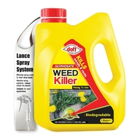 Doff Advanced Glyphosate Weed Killer 3 litre
