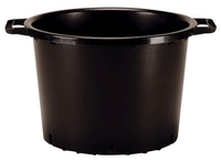 Soparco SD Large PP Container with Handles 30lt Low - Black