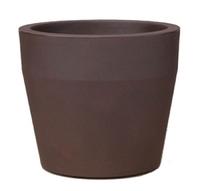 Acquario Planter Round 90lt - Bronze
