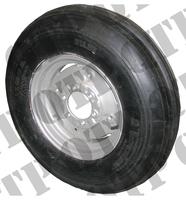Wheel Rim Complete 750 x 16