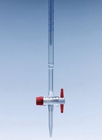 Burette 50ml, Shell Bach, Straight Bore With
