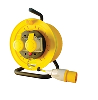 25MTR CABLE REEL 3X2.5MM2 16A 110V
