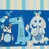 PAPER  BOY R/BLUE LT.BLUE/VANILLA 50CM