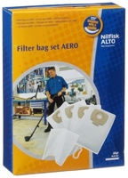 NILFISK ALTO AERO 25 (4 PACK) VACUUM BAGS