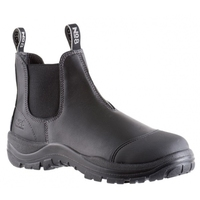 No8 Munro Wide Fit Slip On Safety Boot
