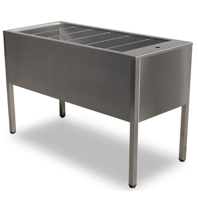Purfect Tub Table Deep St/St