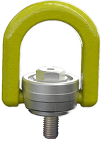 Gunnebo Rotating Lifting Point Standard Length Bolt RLP | UNC Thread