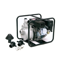 """SIP PETROL 2"""" WATER PUMP (03924) 5.5HP 26M PUMPING HEAD 600L/M MAX SUCTION 8M OUTLET DIA 2"""""""