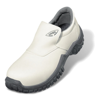 Uvex Xenova Hygiene Slip on Shoe, White