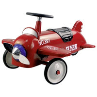 Children's Ride-on Aeroplane