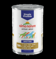Almo Nature Daily Menu Single Protein Adult Dog - Duck 400g x 24