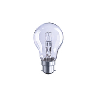 Energy Saver 42W Halogen Clear Candle