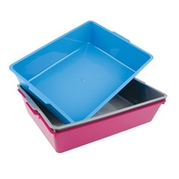 Good Girl Plastic Litter Tray X-Large x 5