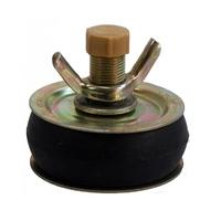 "6"" Metal Drain Plug (WT1299)"