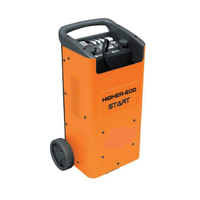 DISCUT CD600 H-DUTY 12-24 VOLT BAT. CHARGER-BOOSTER-STARTER