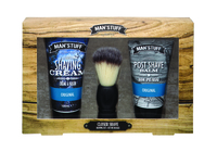 Man stuff Closer Shave