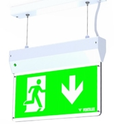 FUSION LED MULTI MOUNTING EXIT (INCLUDES ALL PANELS ) WHITE