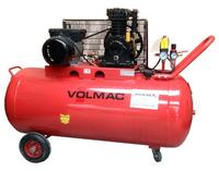 VOLMAC 200L Air Compressor 3hp c/w Regulator and Filter