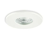 IP65 GU10 Fire Rated Downlight Fixed White