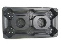 Desch Plantpak NexTraY Marketing Carry Tray for Pots 5°/8° 8 x 1