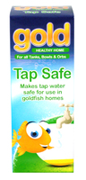 Interpet Gold Aquarium Tap Safe 100ml x 1