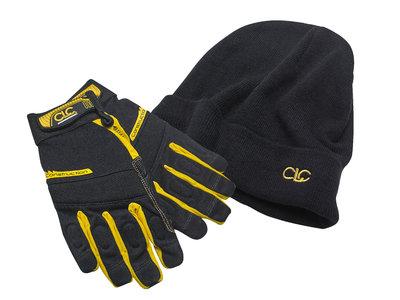 CLC Flexi-Grip Gloves & Beanie Hat