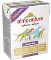 Almo Nature Daily Menu Dog Chicken & Turkey 375g x 12