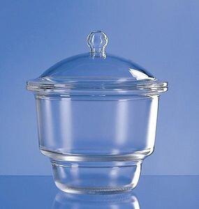 Desiccator Duran Glass Knob Lid Ground Flange
