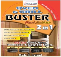 BUSTER OVEN & GRILL 750ML