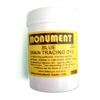 1263B DRAIN DYE BLUE 4OZ 113GM