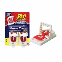 Big Cheese Ultra Power Mouse Trap 2 Pack