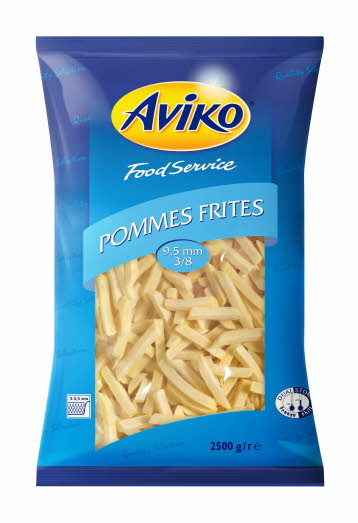 Box Pommes Frites 9.5mm