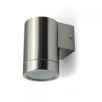 IP44 Sleek GU10 1 Way Wall Light