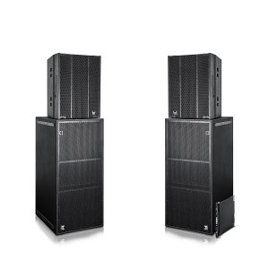 Harmonic Design HLS24 System | All round Professional Touring System