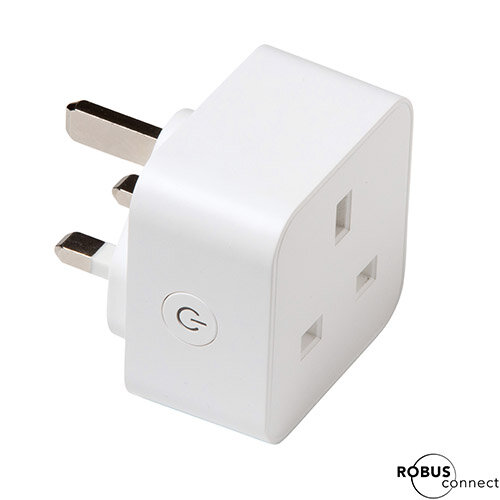 Robus 13A Wi-Fi Plug Connect