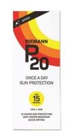 Riemann P20 Once A Day Sun Protection 100ml Spray SPF15