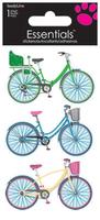 Bicycles  Essential Craft Sticker.