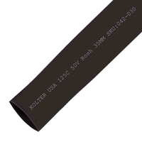 Heat Shrink | Black 35mm Diameter 50M Reel