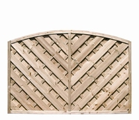 Grange Elite St Lunairs Panel 1.8m(W) x 1.2m(H)