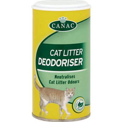Canac Cat Litter Deodoriser 200g x 6
