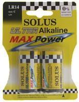 SOLUS LR 14/C 12X2 BATTERIES