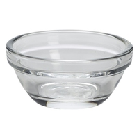 Ramekin Glass Stacking 7.5cm Dia 7.5cl 2.75oz