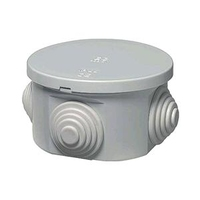 Junction Box with Stepped Glands Series 400
