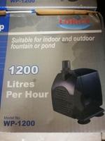 1200 Litre Per Hour Fountain Pump