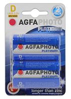 AgfaPhoto Digital Alkaline Battery D Card 2